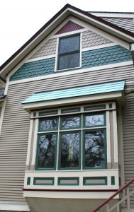 Replace old windows- Victorian