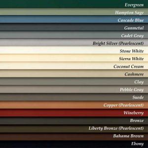 Marvin Clad Color Palette