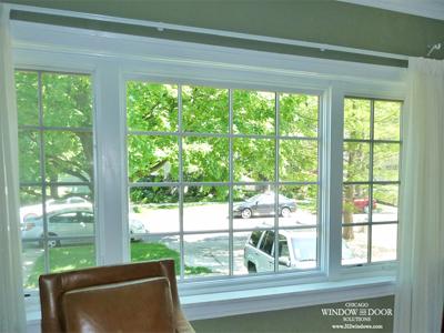 Marvin Insert windows – Oak Park, IL
