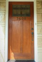 Simpson Entry Door – LaGrange, IL