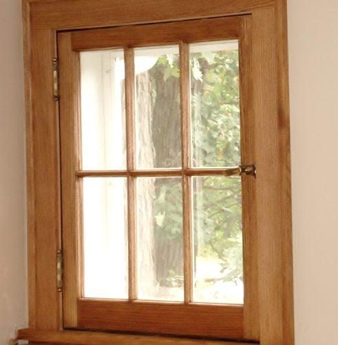 Custom Casement Sash – Oak Park, IL
