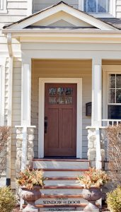 Entry door replacement, Western Springs, IL