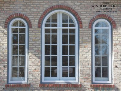 Round Top Storm Windows – Oak Park, IL